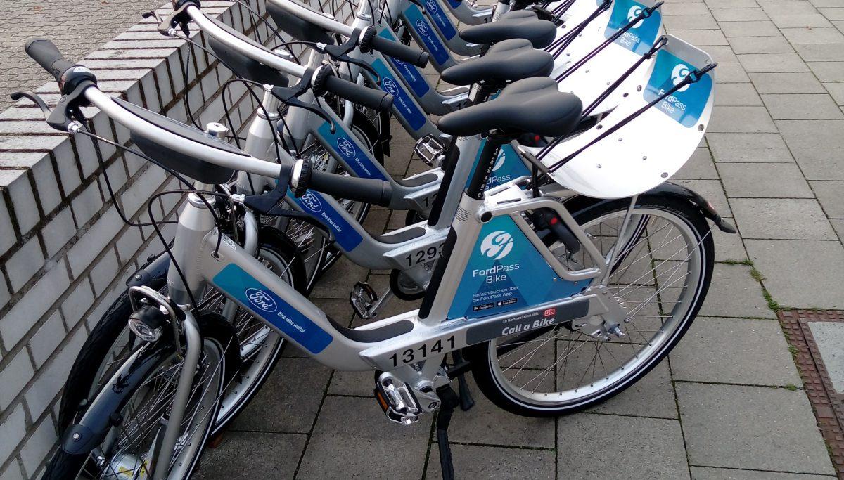 FordPass Bike Sharing ausprobiert: Meine Erfahrung