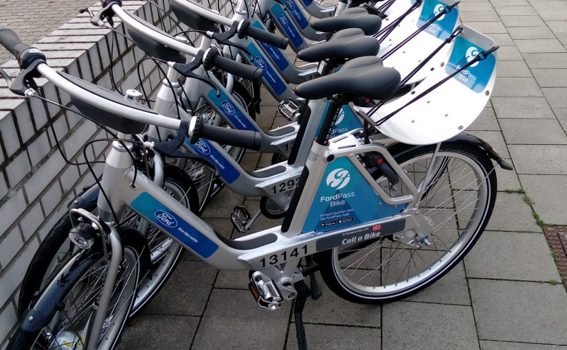 FordPass-Bikesharing