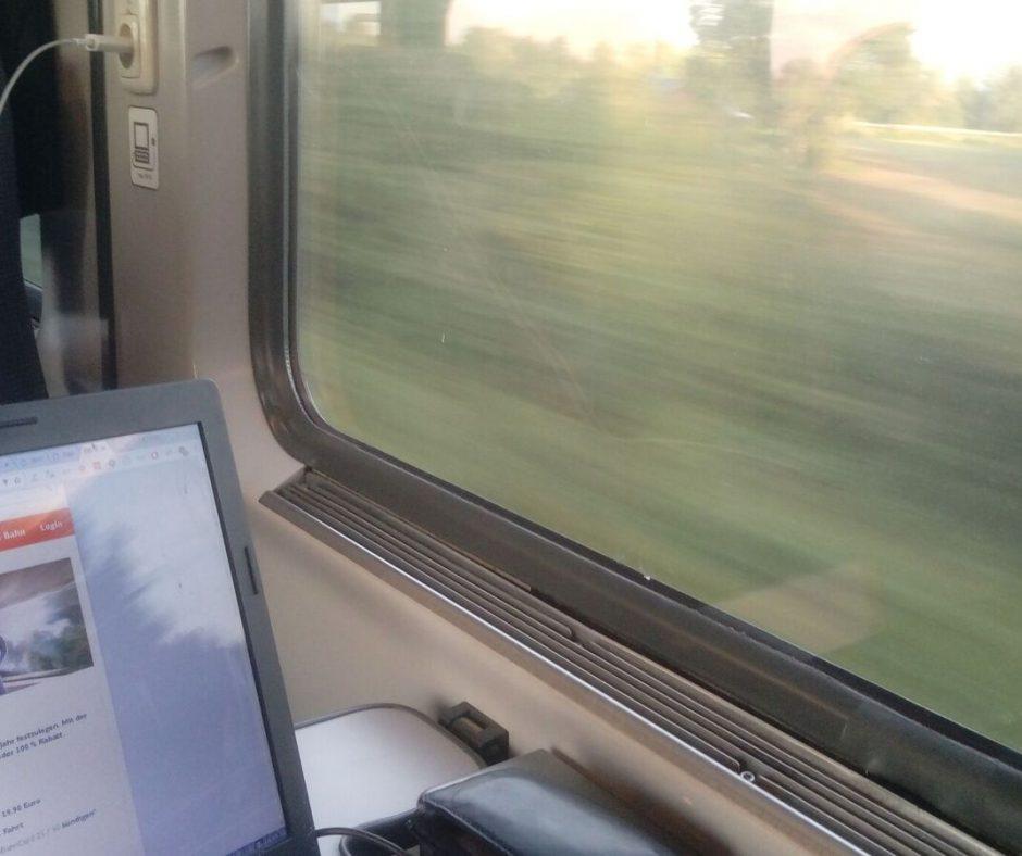 Bahn oder nicht Bahn? Das ist hier die Frage