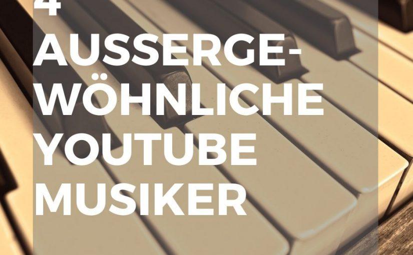 4 Außergewöhnliche YouTube Musikvideos