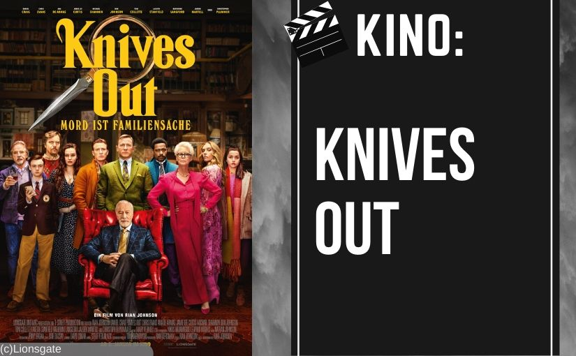 Knives Out – Versehentlich im falschen Film Review